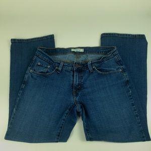 Levis 529 Jeans Size 12p Petite Curvy Boot Cut